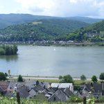 Lorch am Rhein Rheinblick
