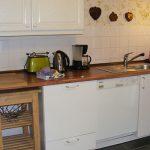 Arbeitsbereich der Küche