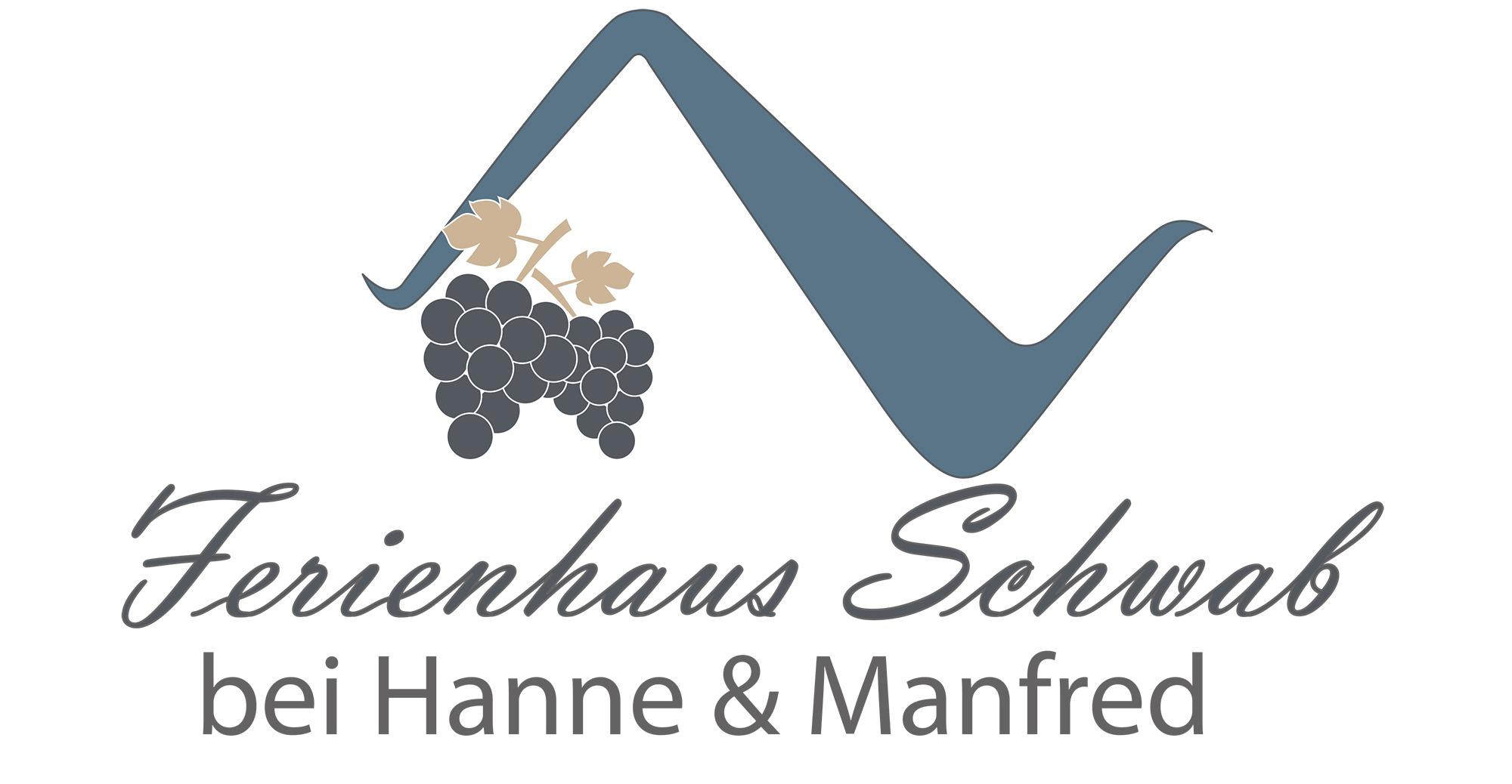 Logo Ferienhaus Schwab bei Hanne & Manfred